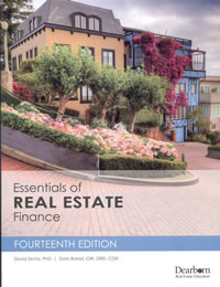 essentials of real estate finance 14th