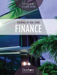 essentials of real estate finance 15th