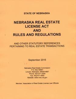 Nebraska Real Estate Salesperson License Course | Cooke Real Estate