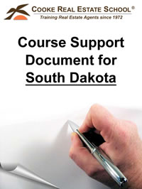 south dakota course support document